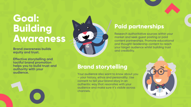 Christmas marketing ideas infographic: how to increase brand awareness