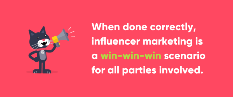 Benefits of influencer marketing for tech and software companies