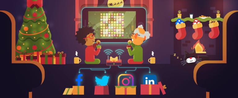 Christmas Social Media Games and Competitions