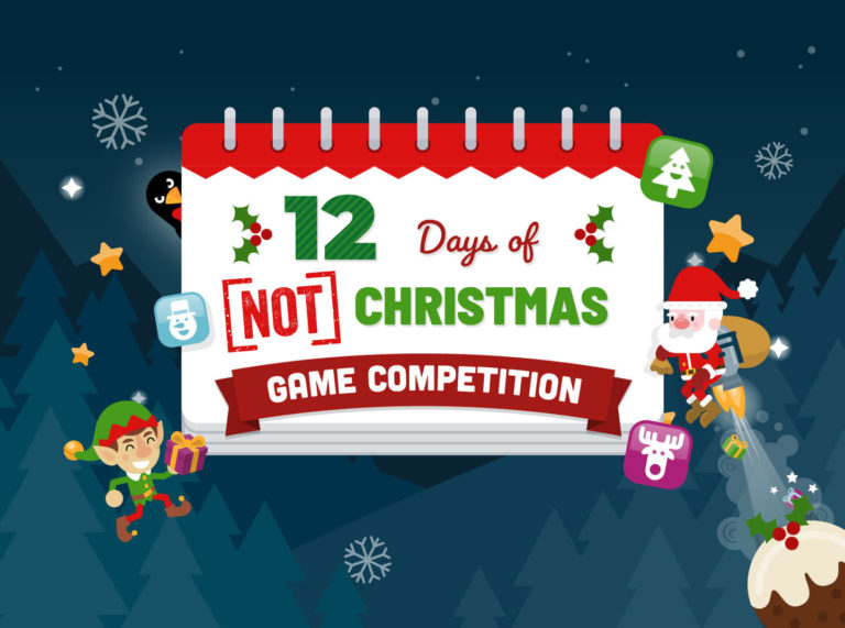 12 Days Not Christmas Giveaway